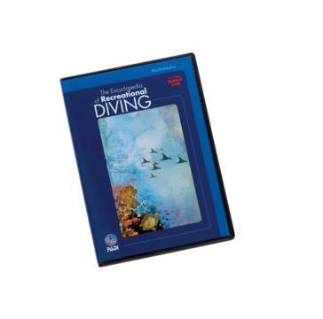 Encyclopedia of Recreational Diving Multimedia DVD-ROM