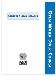 Current Revision Dates and Version Numbers for PADI Exams