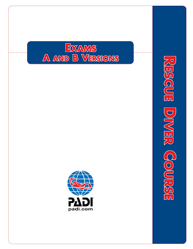 padi open water diver final exam questions pdf