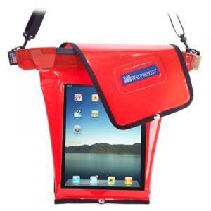 scuba diver gift idea waterproof iPad bag