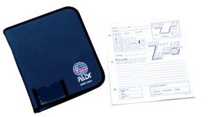 PADI logbook binder