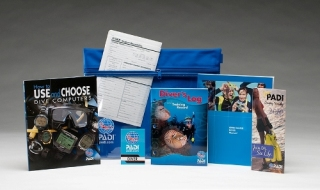 PADI Open Water crewpak