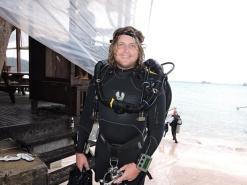 Michael Richardson PADI