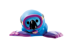 PADI Bubblemaker purple and blue water toy