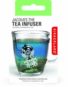 Metal Scuba Diver Tea Infuser