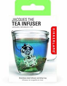 Metal Scuba Diver Tea Infuser
