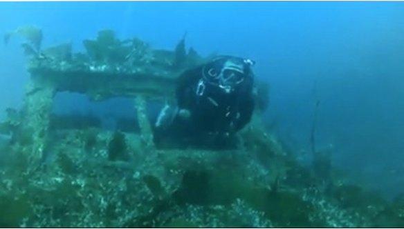 Channel Islands Scuba Diving video