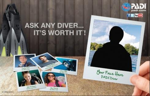 PADI Ask Any Diver