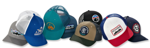 PADI pro deal Patagonia hats