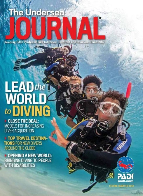 Undersea Journal Magazine Cover