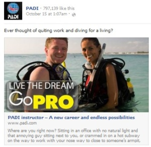 Quit Your Job Become a Scuba Instructor