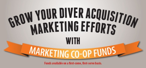 PADI Co-Op Marketing Fund 2014