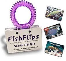 Fish Flips Fish ID cards