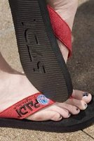 PADI Flip Flop sandals