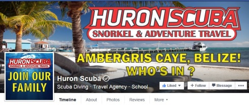 Huron Scuba Snorkel and Adventure