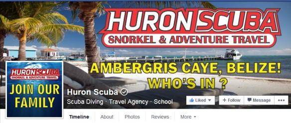 Huron Scuba Snorkel and Adventure