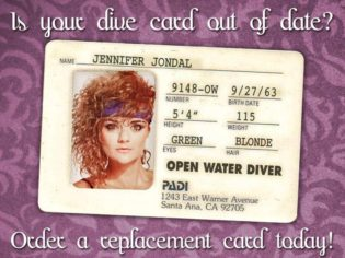 old-card