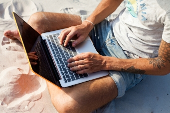 PADI Pros should stay up to date on their linkedin profiles