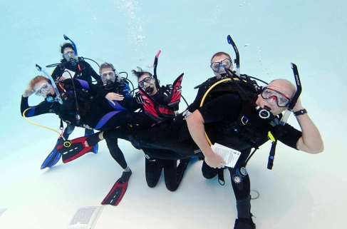 PADI Pros Europe PADI Pros Europe - 10 best places to learn to dive the padi way